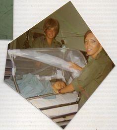 Vietnam War Army Nurses