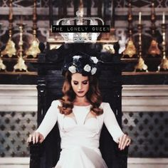 Lana Del Rey, Born To Die video <3