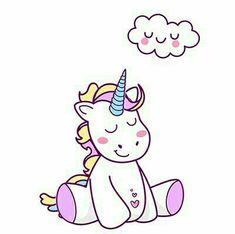 The Princess and the Unicorn Story Unicorn Drawing, Unicorn Art, Magical Unicorn, Unicorn Makeup, Baby Unicorn, Rainbow Unicorn, Unicorn Headband, Kawaii Drawings, Easy Drawings