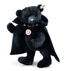 Salvador-Teddy-Bear-Black-by-Steiff