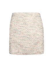 Jaquard mini skirt