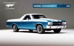 1970 Chevrolet El Camino  http://automobileclasice.ro
