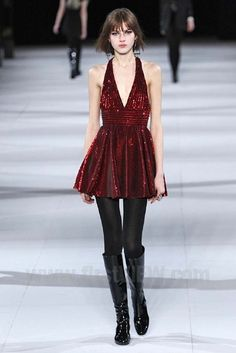 Yves Saint Laurent Ready to Wear Fall/Winter 2014