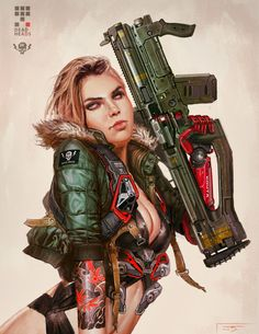 http://judesmith.cgsociety.org/art/concept-photoshop-art-design-characterdesign-scifi-cyberpunk-eva-illustration-2d-1417422                                                                                                                                                                                 More