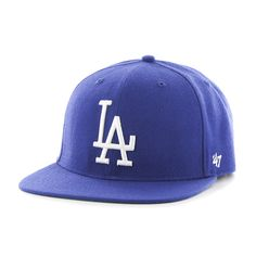 45846cde6fbb1 Los Angeles Dodgers Hole Shot Royal 47 Brand Hat