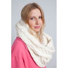 Long Snood in Debbie Bliss Paloma. Discover more Patterns by Debbie Bliss at LoveKnitting. The world's largest range of knitting supplies - we stock patterns, yarn, needles and books from all of your favorite brands. Snood Knitting Pattern, Knitting Patterns Free, Free Knitting, Free Pattern, How To Start Knitting, How To Purl Knit, Lace Scarf, Cowl Scarf, Editor Of Vogue