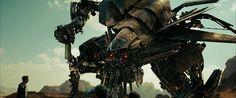 JetFire y Sam. #Transformers #2 #Decepticons #Autobots
