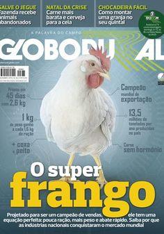 Super frango é o destaque da Globo Rural de dezembro