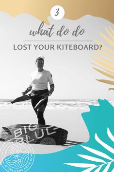 What to do when you lose your kiteboard. discount to all kitegirls who ´ve lost their kiteboard whicle kiteboarding. Losing Faith, Losing You, Kite School, Kite Board, Wind Direction, You Can Do, Rock N Roll, Save Yourself, Health