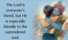 Image may contain: text Krishna Quotes In Hindi, Radha Krishna Love Quotes, Lord Krishna Images, Hindu Quotes, Krishna Leela, Krishna Radha, I Love You God, Believe In God, Good Thoughts Quotes