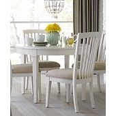 Sanibel Round Dining Room Furniture Collection
