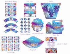 Winx Club Party Pack (Winx Club Birthday)
