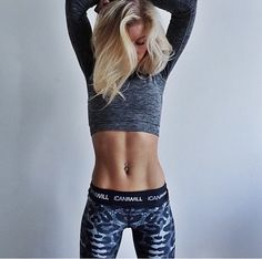 Fitspo, Link to leggings