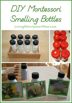 If you have a Montessori homeschool classroom or are planning to start one in the fall, you've probably been focusing on finding and/or making Montessori materials. A Montessori sensorial material you can make easily and inexpensively for preschoolers...