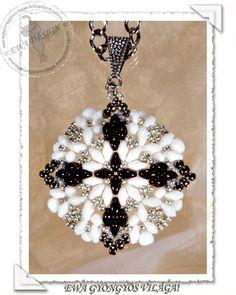 Free Pattern : Loretta pendant pattern