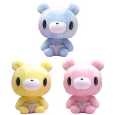 Gloomy Bear babies- so innocent looking at this stage but don't be fooled by their cuteness!