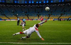 Lukas Podolski's Son Takes Penalty at Maracana After Germany Win - NBC News.com