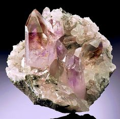 Amethyst from Namibia by Exceptional Minerals
