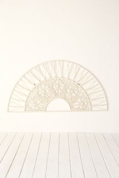 Magical Thinking Sol Macrame Headboard - Urban Outfitters