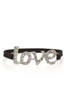 Deb Shops #love #bracelet