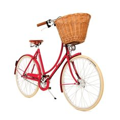 Pashley Britannia in red ❤️
