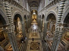 You Will Want to Stare at the Floor in Siena's Duomo—If You Visit Now - Condé Nast Traveler