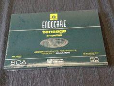 Endocare Tensage ampollas. IFC . Tratamiento 30 dias.