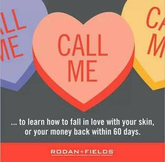 Rodan and Fields offer a 60 day empty bottle guarantee! I have awesome deals ladies amd gents!  Call me to learn more! (601) 481-4924