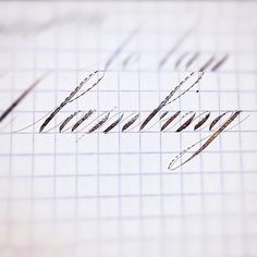 ... Instruction on Pinterest | Calligraphy, Ios App and Modern Calligraphy