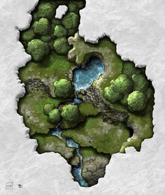 Mountain Ice hot springs pond cave entrance underdark river Path To The Gorwood by dasomerville on DeviantArt Dungeon Tiles, Dungeon Maps, Hex Map, Fantasy Map Maker, Pathfinder Maps, Savage Worlds, Fantasy Places, Shadowrun, Fantasy Landscape