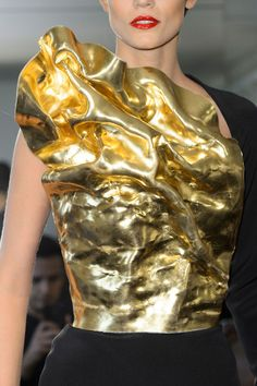 Stéphane Rolland at Couture Fall 2015 (Details)