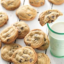 Chocolate Chip Cookies from King Arthur Flour - make and freeze article