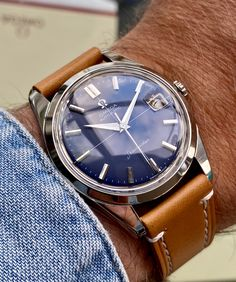 Best Looking Watches, Vintage Omega, Omega Seamaster, Vintage Watches, Omega Watch, Muslim, 1960s, Clock, Steel
