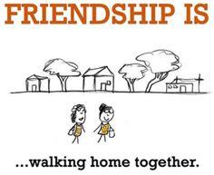 :-)) Friendship Images, Genuine Friendship, Friend Friendship, True Friends, Best Friends, Doodle Quotes, Friends Forever, Besties, Thankful