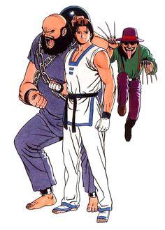 tae kwon do team kof - 94