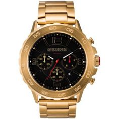 Quiksilver B-52 Watch Lib Tech Snowboards, Always On Time, Snowboarding, Gold Watch, Surfboard, Buy Now, Watches, Accessories, Snow Board
