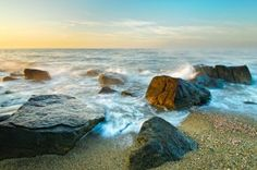 Hammonasset Beach State park, Madison, CT. (jgcoleman.com)