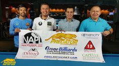 After eight years of competing on the Predator Pro/Am Tour, New York City-based player Arturo Reyes has finally earned his moment in the spotlight. Billiards Game, Got 1, Predator, Spotlight, Tours, In This Moment, Magazine, City, Pool Billiards Game