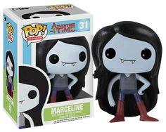 Adventure Time - Marceline Pop! Vinyl Figure by Funko - - - Popcultcha