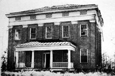 Elm Bluff, built in 1845 by John Jay Crocheron, is abandoned. Abandoned Plantations, Abandoned Mansions, Abandoned Houses, Abandoned Places, Old Houses, Amazon Prime Day Deals, Antebellum Homes, Southern Plantations, Architectural Photographers