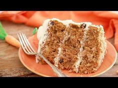 Make my simply sweet and tropical Carrot Cake Recipe in just a few minutes and entirely in the microwave. Make my recipe for Carrot Cake in the oven too! My Recipes, Baking Recipes, Cake Recipes, Dessert Recipes, Favorite Recipes, Desserts, Sweet Recipes, 3 Layer Carrot Cake Recipe, Tropical Carrot Cake Recipe