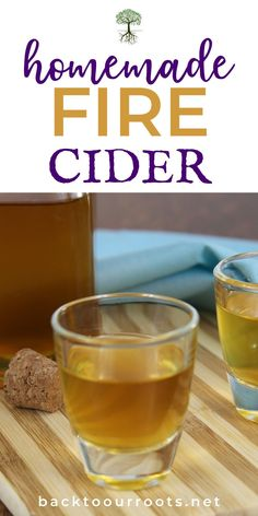 Naturally support your immune health with homemade Fire Cider. Easy to make and easy to store. Make some today! Natural Cough Remedies, Herbal Remedies, Spicy Drinks, Cold Or Allergies, Garlic Benefits, Home Remedies For Skin, Natural Antibiotics, Vegan Kitchen, Herbs Indoors