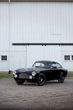 1958 Aston Martin DB 2