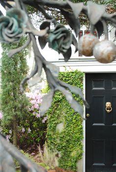 Beautiful Door In Savannah GA Noboysallowed