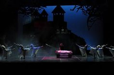 Become entranced by a world of vampires, mystery and suspense as Dracula haunts the new Tobin Center for the Performing Arts' stage October 16-19!  http://balletsanantonio.org/performances/dracula-2/