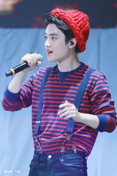 D.O EXO how cute is heeee