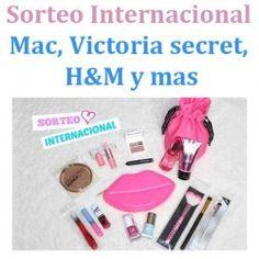 Sorteo Internacional Mac Victoria secret H&M y mas ^_^ http://www.pintalabios.info/es/sorteos-de-youtube/view/es/140 #Internacional #Sorteo #Maquillaje