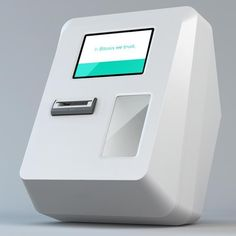 Tiny ATM Takes Your Money and Gives You Bitcoin