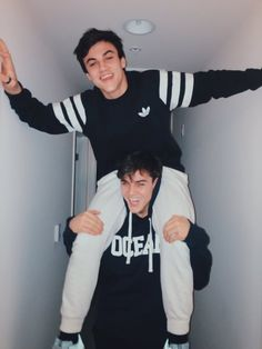 grayson dolan, ethan dolan, and the dolan twins image