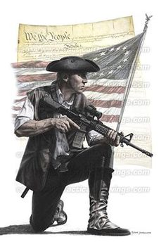 The Modern Day Musket.... If you understand what I mean, we can be friends.